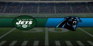 Jets vs Panthers Result NFL Score