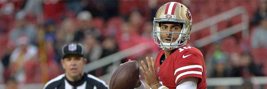 Is Garropolo a safe bet to win the 2018 NFL MVP award?