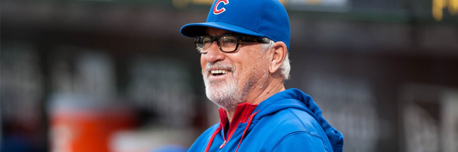 Joe Maddon manages the National League, which is favored to win the 2017 MLB All-Star Game.