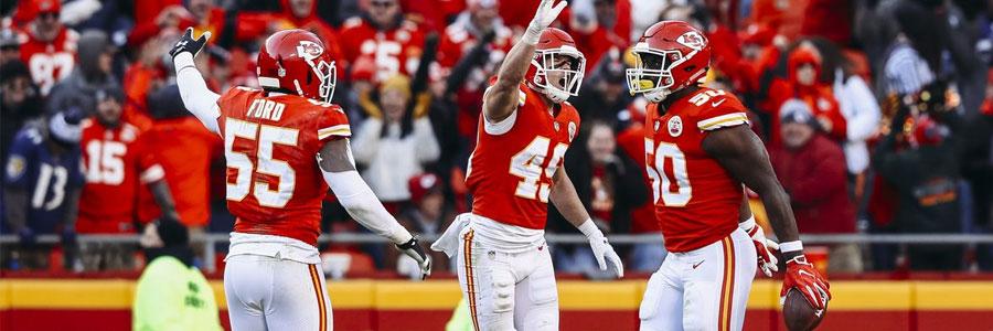 Kansas City Chiefs 2018 NFL Postseason Betting Analysis