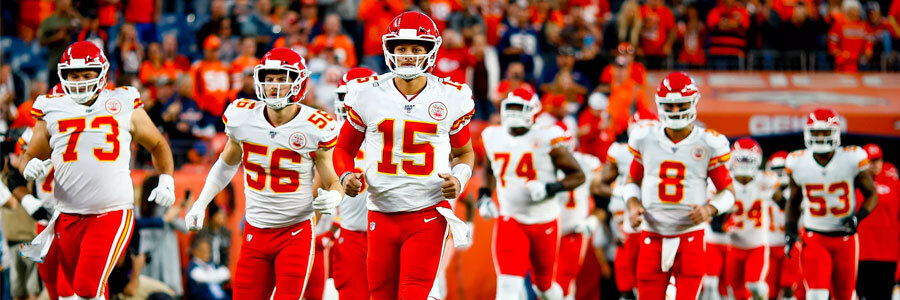 Kansas City Chiefs 2020 NFL Postseason Betting Prediction