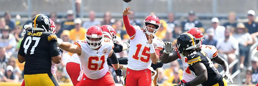 Chiefs vs Broncos NFL Week 4 Spread & Betting Pick