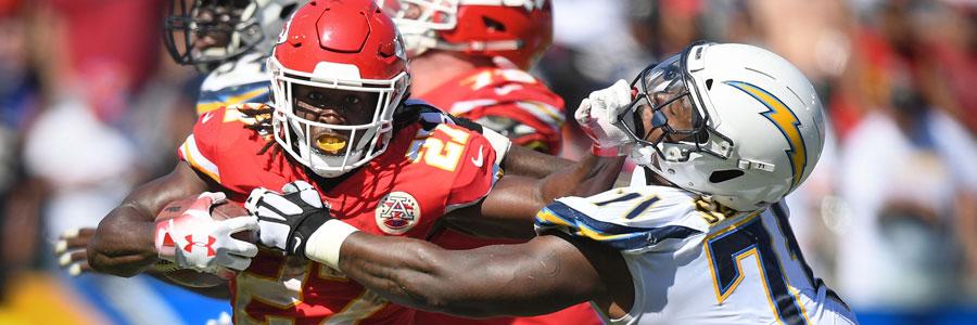 Chiefs vs Steelers NFL Week 2 Lines & Analysis
