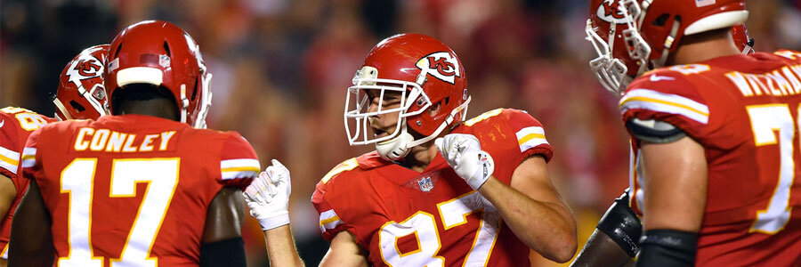 Kansas City is at the top of our NFL Betting Predictions to win the AFC.