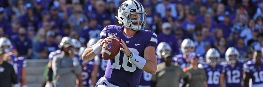 Iowa State vs Kansas State 2019 College Football Week 14 Odds & Pick