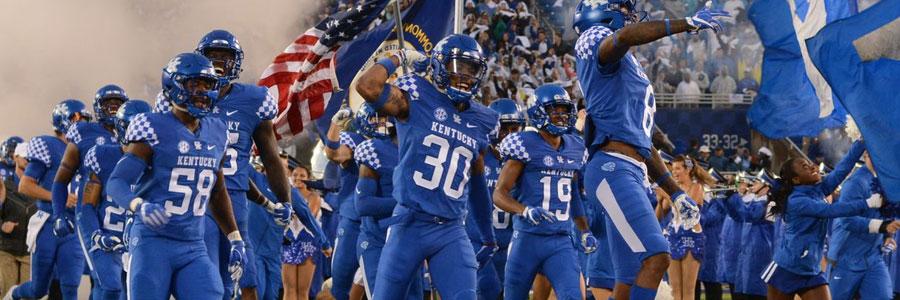 Kentucky vs Missouri NCAA Football Week 9 Odds & Expert Pick