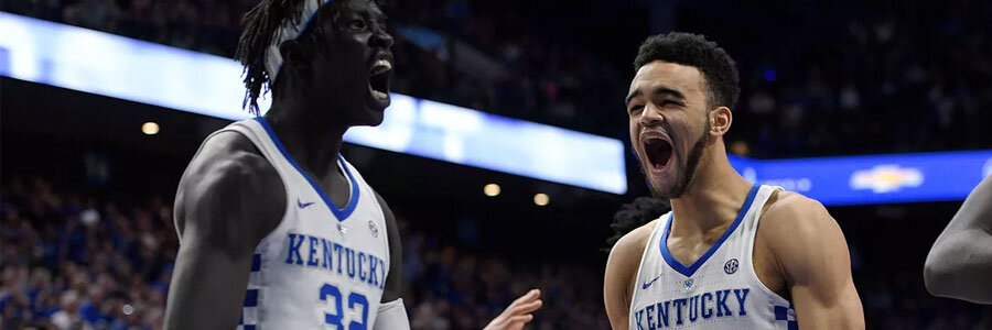LSU vs Kentucky NCAA Basketball Betting Lines & Pick
