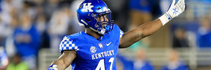 Kentucky Wildcats 2019 College Football Season Betting Guide