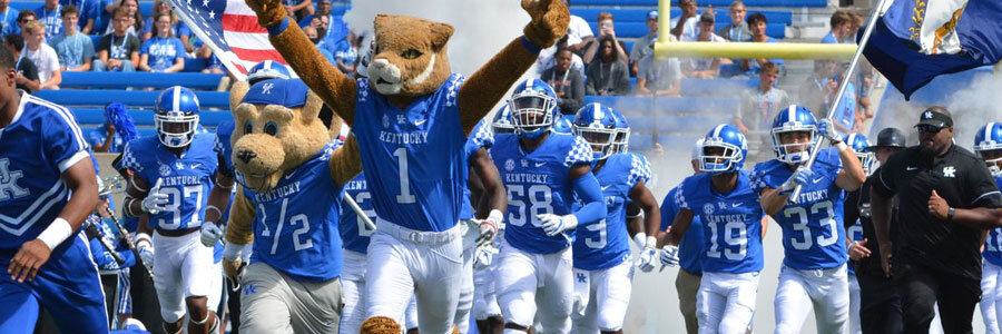 Middle Tennessee vs Kentucky NCAA Football Week 12 Odds & Pick