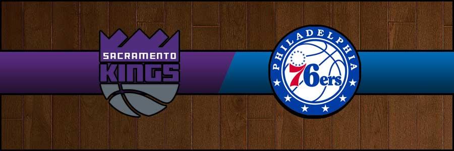 Kings vs 76ers Result Basketball Score