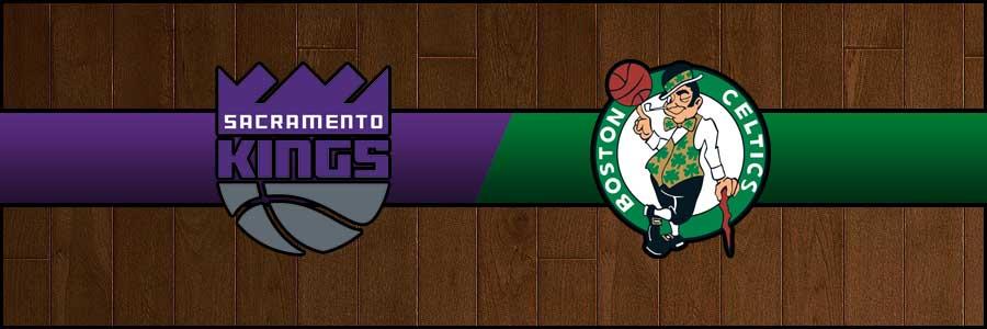Kings vs Celtics Result Basketball Score
