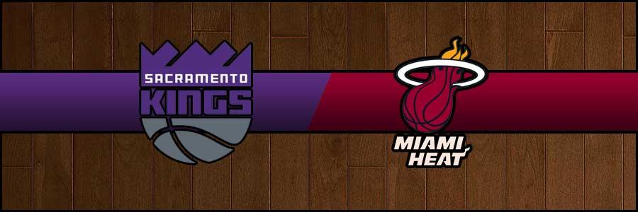 Kings vs Heat Result Basketball Score