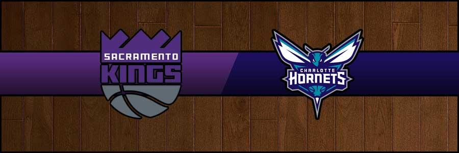 Kings vs Hornets Result Basketball Score