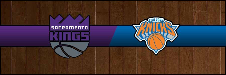 Kings @ Knicks Result Sunday Basketball Score
