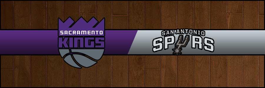 Kings vs Spurs Result Basketball Score