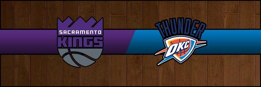 Kings vs Thunder Result Basketball Score