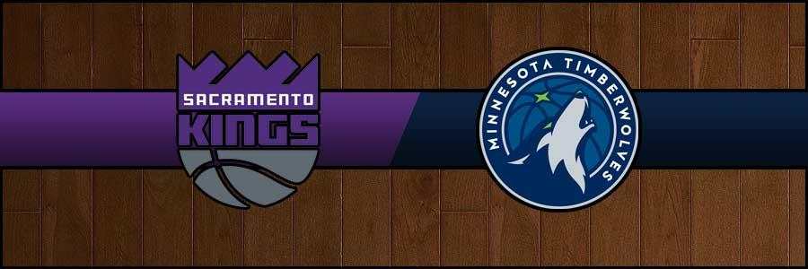 Kings vs Timberwolves Result Basketball Score