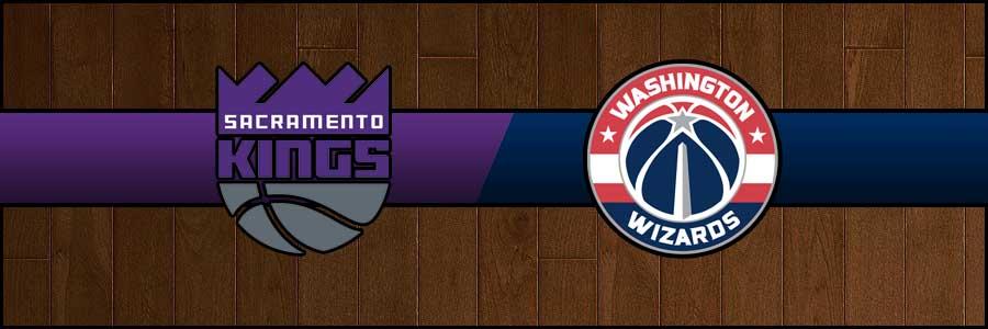 Kings vs Wizards Result Basketball Score