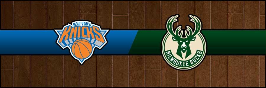 Knicks vs Bucks Result Basketball Score