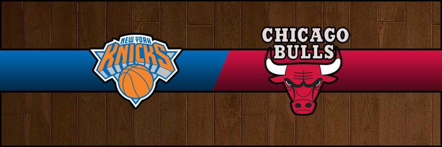 Knicks vs Bulls Result Basketball Score