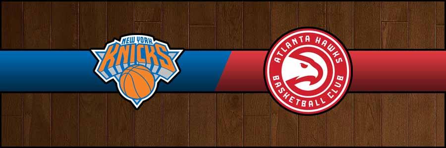 Knicks vs Hawks Result Basketball Score
