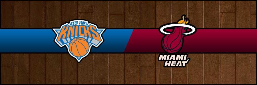 Knicks vs Heat Result Basketball Score