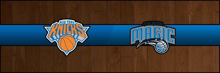Knicks @ Magic Result Wednesday Basketball Score