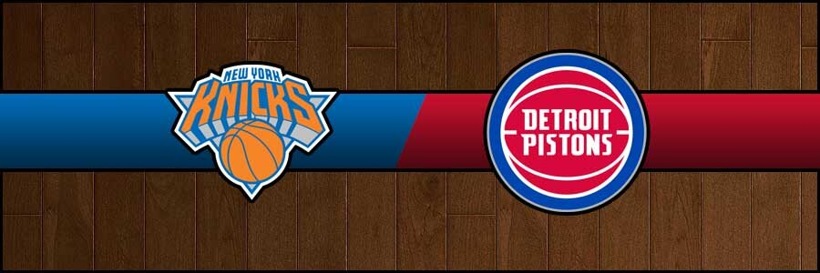 Knicks vs Pistons Result