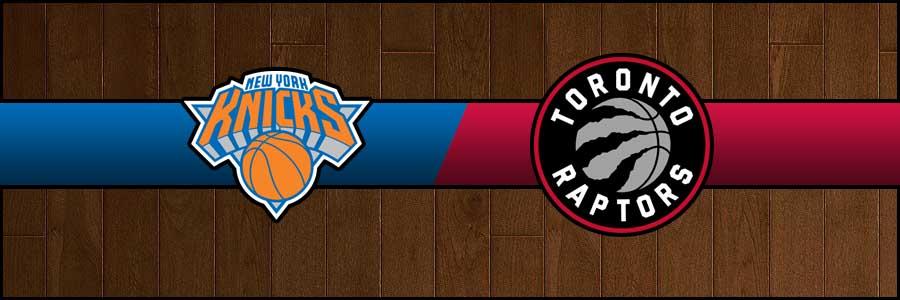 Knicks vs Raptors Result Basketball Score
