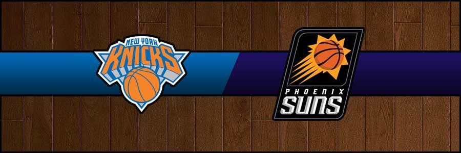Knicks vs Suns Result Basketball Score