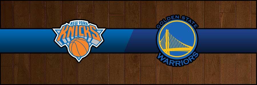 Knicks vs Warriors Result Basketball Score
