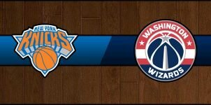 Knicks vs Wizards Result Basketball Score