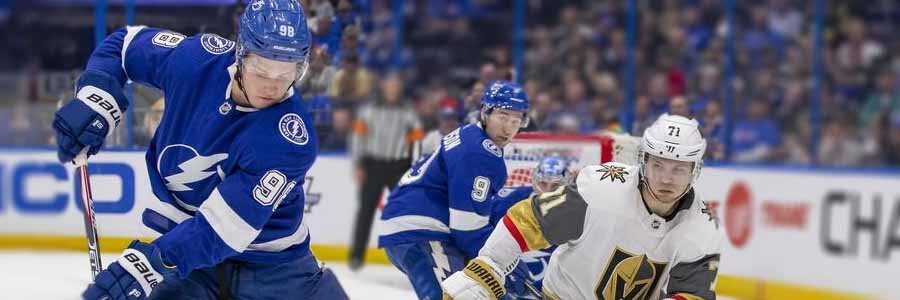 Knights at Lightning 2020 NHL Betting Lines & Game Preview