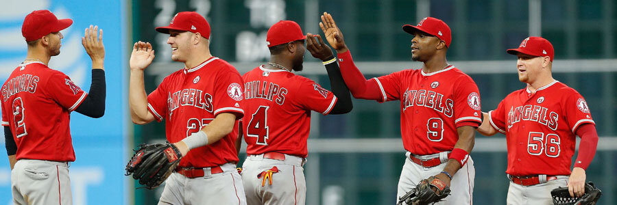 Are the Angels a safe bet this weekend?