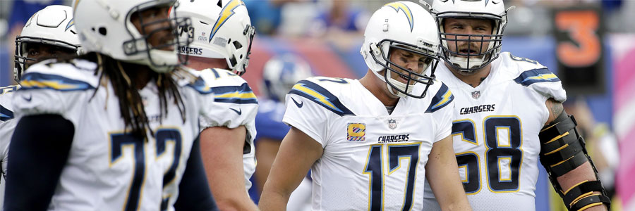 Chargers are Slight NFL Week 15 Odds Favorite Over the Chiefs