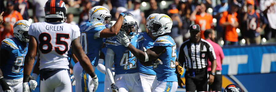 NFL Lines Favor Patriots Over Chargers in Week 8