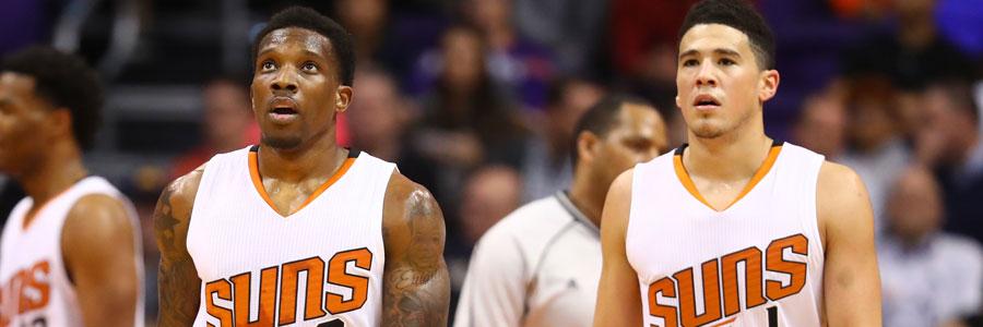 LA Clippers at Phoenix NBA Spread, Expert Pick & TV Info