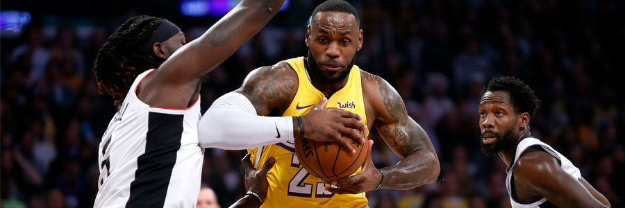 Suns vs Lakers 2019 NBA Odds, Preview & Pick