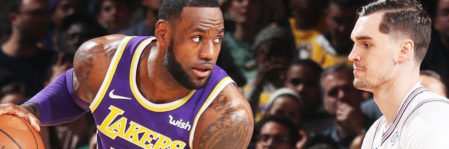 Lakers vs Bucks NBA Betting Lines, Expert Analysis & Pick