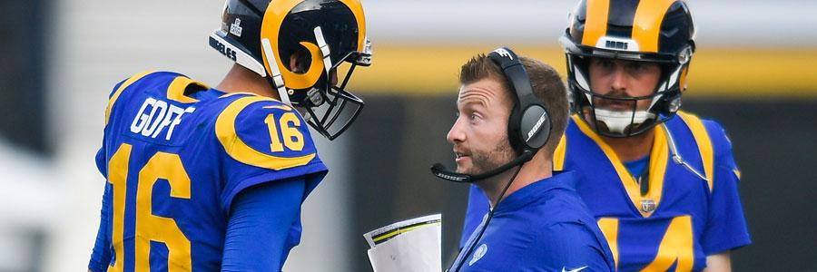 Rams vs Saints NFL Week 9 Spread & Betting Analysis