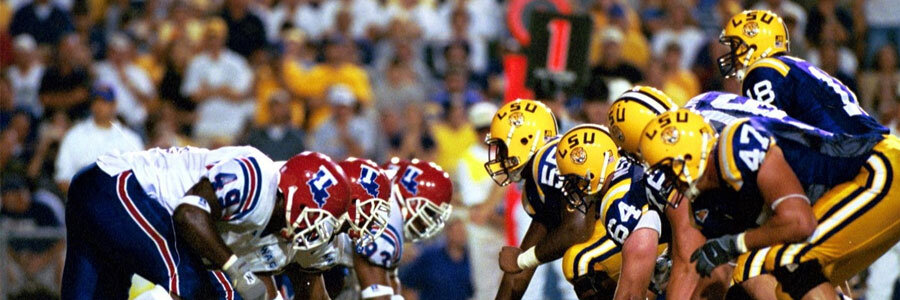 Louisiana Tech at LSU NCAA Football Week 4 Odds & Pick