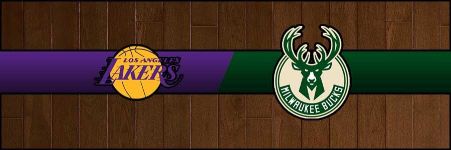 Lakers vs Bucks Result Basketball Score