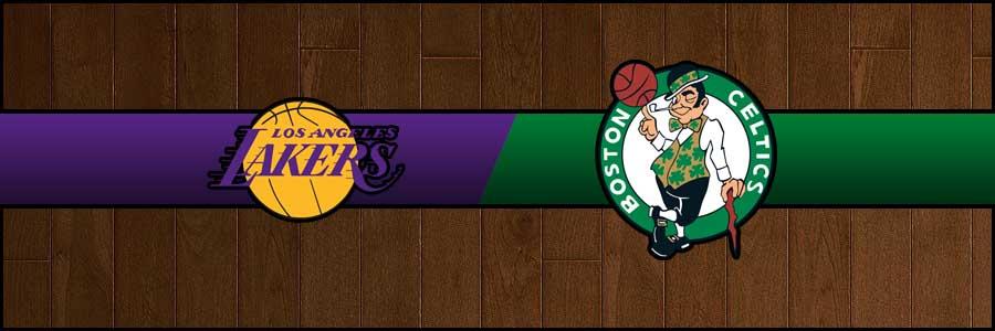 Lakers vs Celtics Result Basketball Score