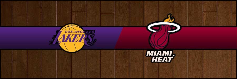 Lakers vs Heat Result Basketball Score