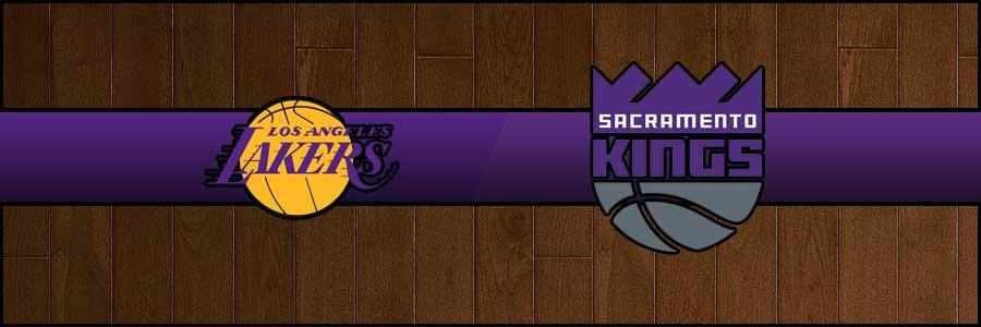 Lakers vs Kings Result Basketball Score