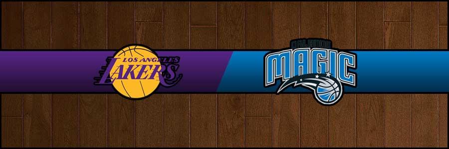 Lakers vs Magic Result Basketball Score