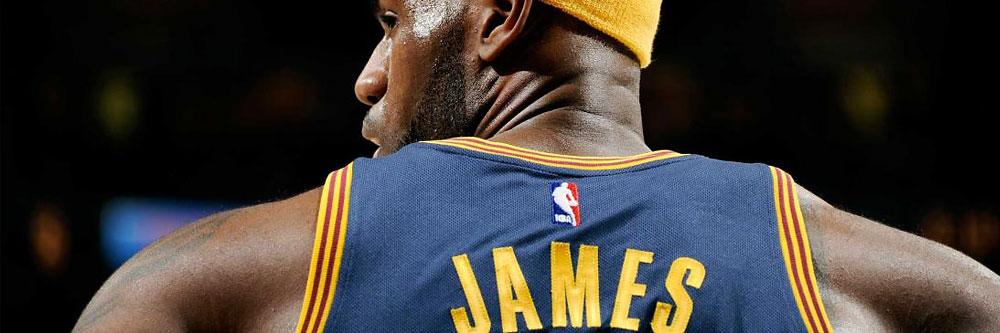 Lebron James - Early NBA Betting Power Rankings
