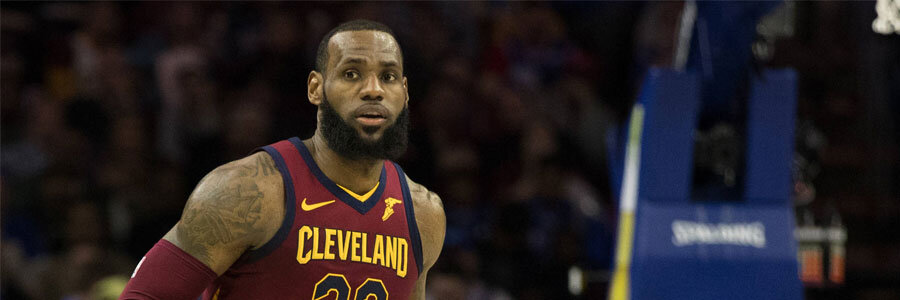 Where will Lebron James end up by the start of the 2018 season?