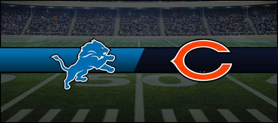 Lions vs Bears Result NFL Scores