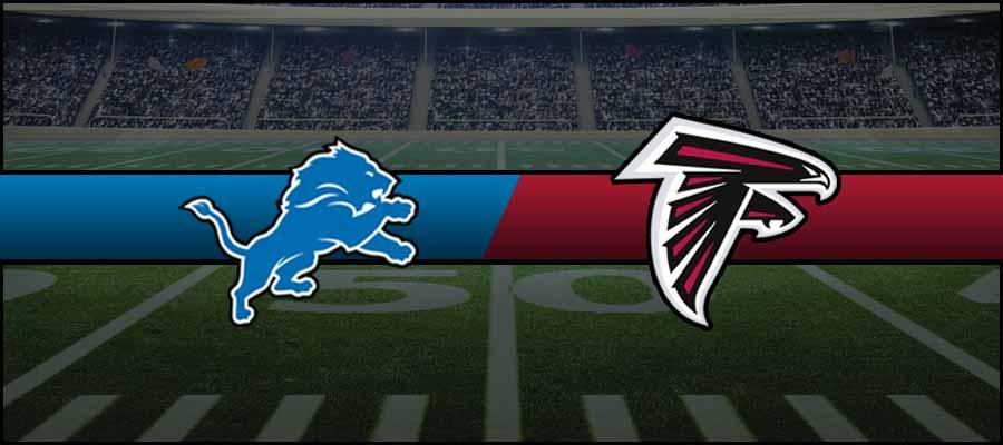 Lions vs Falcons Result NFL Score